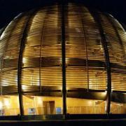 CERN kiállítási épület