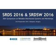 SRDS 2016 konferencia