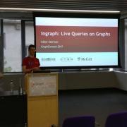 GraphConnect és OCIM előadások