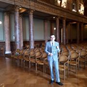 Munkatársunk elnyerte a MTA Bolyai János Kutatási Ösztöndíját