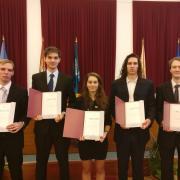 Kutatócsoportunk nyolc hallgatója is Nemzeti Felsőoktatási Ösztöndíjban részesült