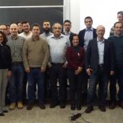 Az ADVANCE projektben résztvevő kutatók